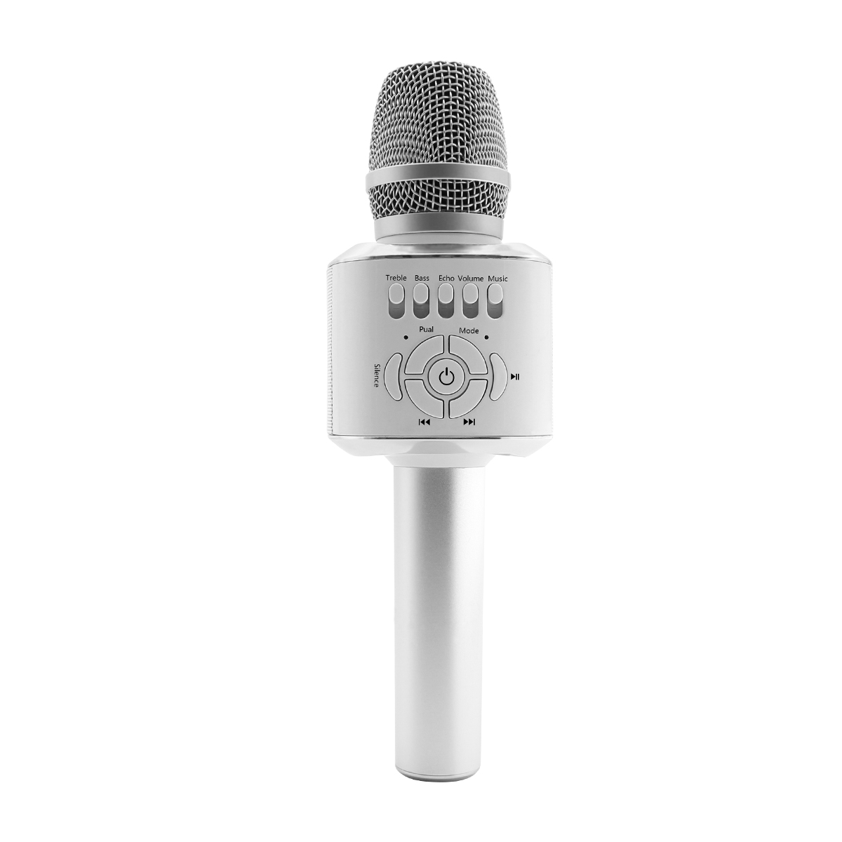 V29S Karaoke Microphone Wireless speaker for iPhone Android PC smart phone portable handheld microphone