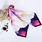 Chinese Supplier Women Silk Scarf Ladies Fashion Custom Printing Scarves