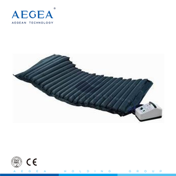AG-M002 blue color waterproof cover anti decubitus inflatable medical air mattress