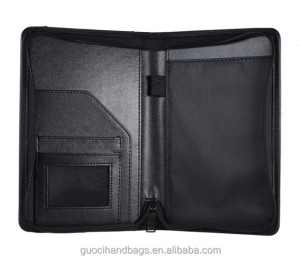 Promotional professional passport wallet business portfolio