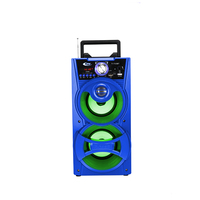 Active Karaoke Machine 2.0 Home Theater Multimedia Speaker with USB Port