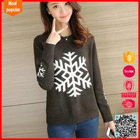 lady intarsia sweater knitting patterns angora wool sweater