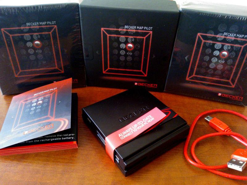 100% Original Becker Kartenpilot - Buy Becker Karte Pilot Product on on