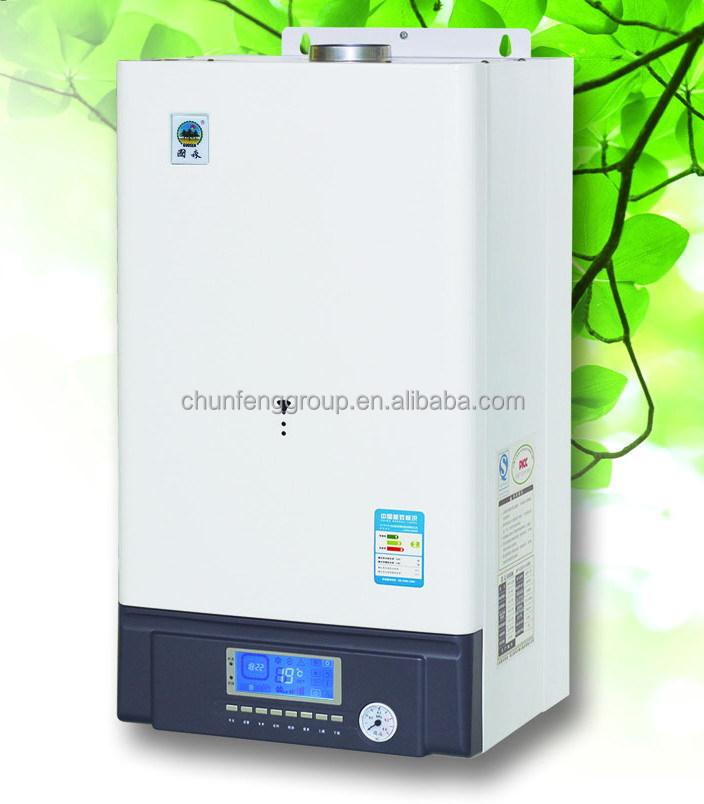 Natural Gas Combi Boiler