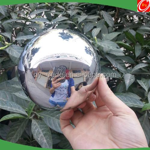 300mm, 400mm, 500mm Hollow Unpolished Aluminum Sphere