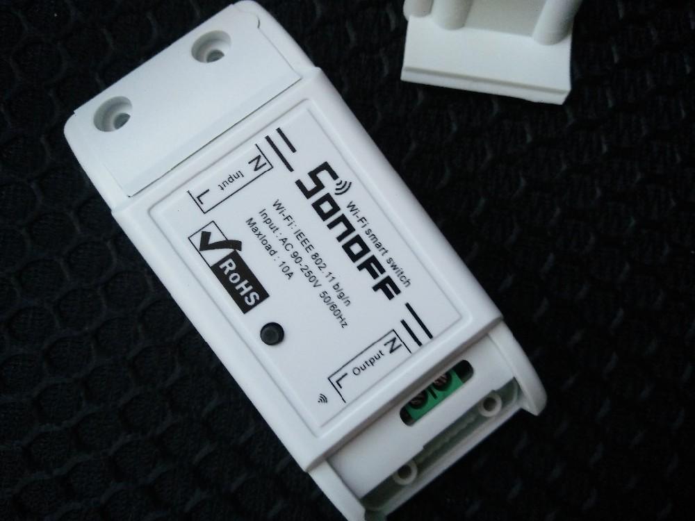 shenzhen smart home 110v-250v OR dc 12V wifi wireless sonoff