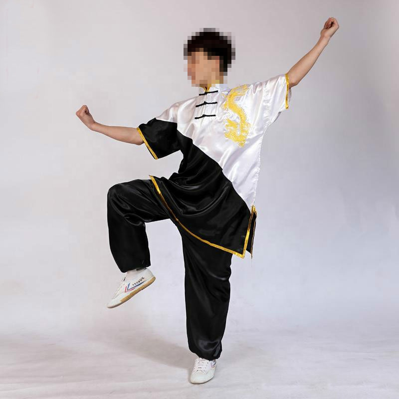 2018 neue kungfu nach maß martial arts uniform tai chi uniform