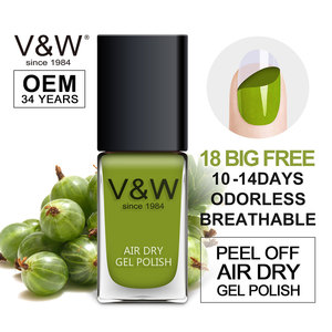 water based nail polish/halal nail polish