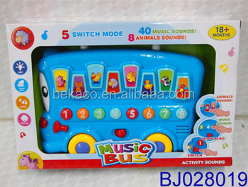 Happy Baby Toy New Musical Lightup Bus Toy - Buy Bus Toy,Musical  Bus,Lightup Bus Product on Alibaba com