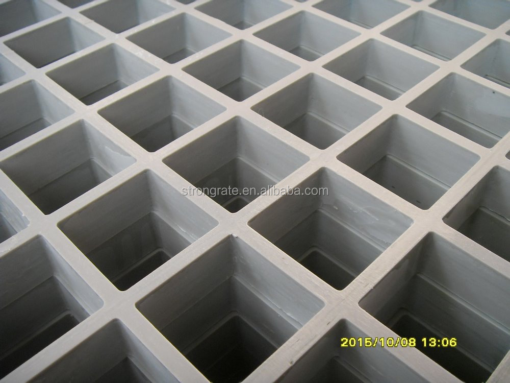 Strongrate Frp Grating Smooth Surface