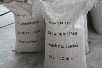 Silica Gel 25kg Bag
