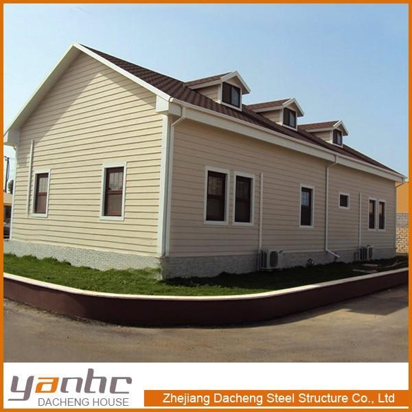 Dise o de la casa prefabricada de bajo costo casa prefabricada prebuilt casa precios casas - Casas prefabricadas low cost ...