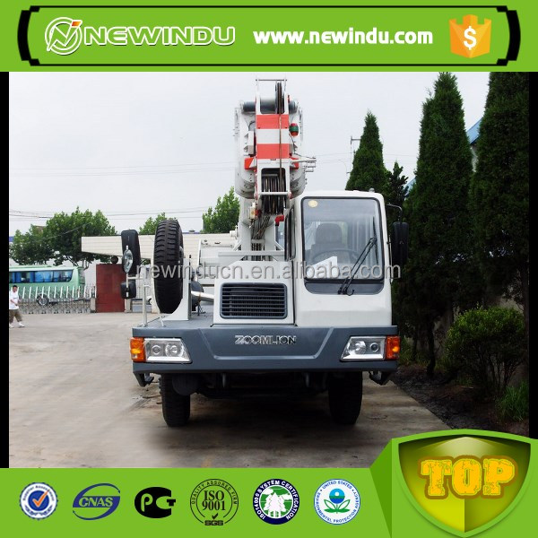 6 ton hoist truck mobile crane in kenya for sale QY80V crane truck in dubai zoomlion truck crane