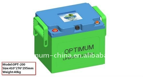 32750 32V 120Ah LiFePO4 battery replace for Lead acid