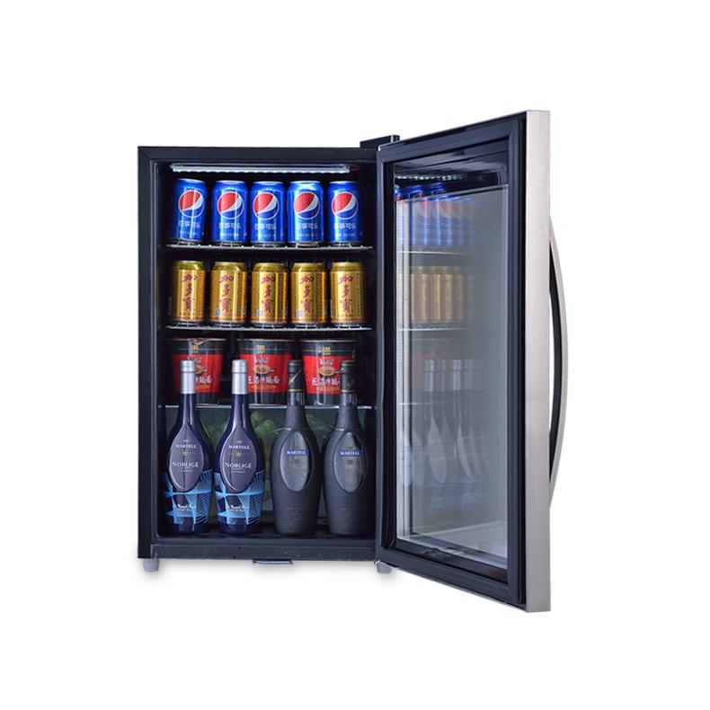 75l Low Leistungsaufnahme Kein Lärm Glastür Redbull Pepsi Chiller ...
