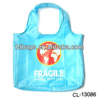2012 Fashion promotion printing satin bag