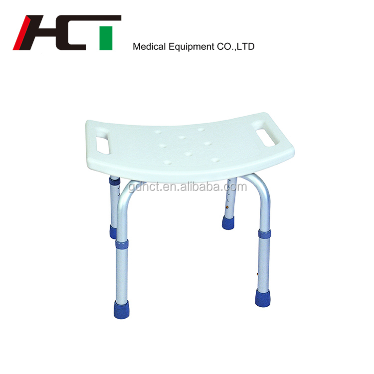 Disabled Toilet Chair Adjustable Chairs Elderly Acrylic Stool Old ...