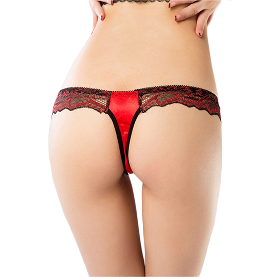 aad70fa54a Get Quotations · New Lace Women Panties Sexy Underwear G String Thongs T  Pants Lingerie Calcinha Fashion Intimates Briefs