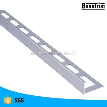 Ningbo Beatrim L Shape Aluminum Ceramic Tile Trim Profile Buy - Ceramic tile trim shapes