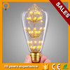 360 degree Beautiful starry led bulb st64 led lamp bulb