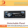 Detechable panel 1 din dvd with USB,SD,MP3,FM,bluetooth,rds