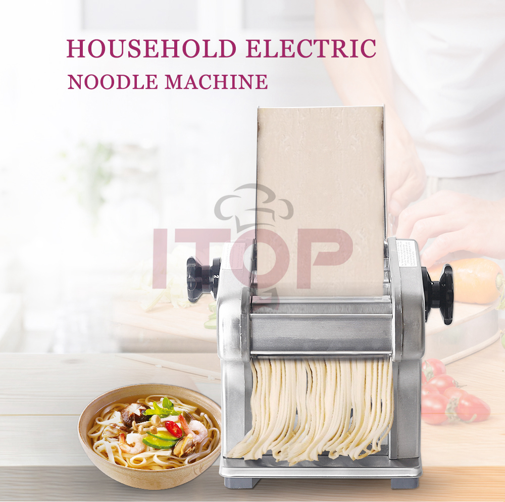 Electric household noodle making machine mini commercial noodle pasta maker machine