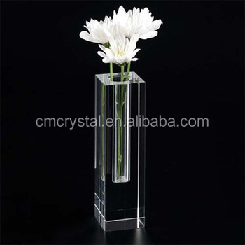 Factory Direct Tall Crystal Flower Vasecheap Crystal Vase Buy