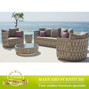 Outdoor furniture rattan sofa