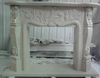 100% hand carved splendid design imitation fireplace