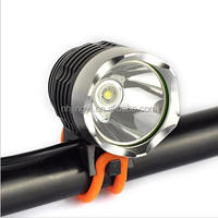 high power 900 lumen rechargeable USB LED waterproof aluminum bicycle front bike light