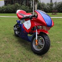 Off-Road Motorcycles 2-Stroke Engine Type and Gas/Diesel Fuel CROSS pocket bikes for sale