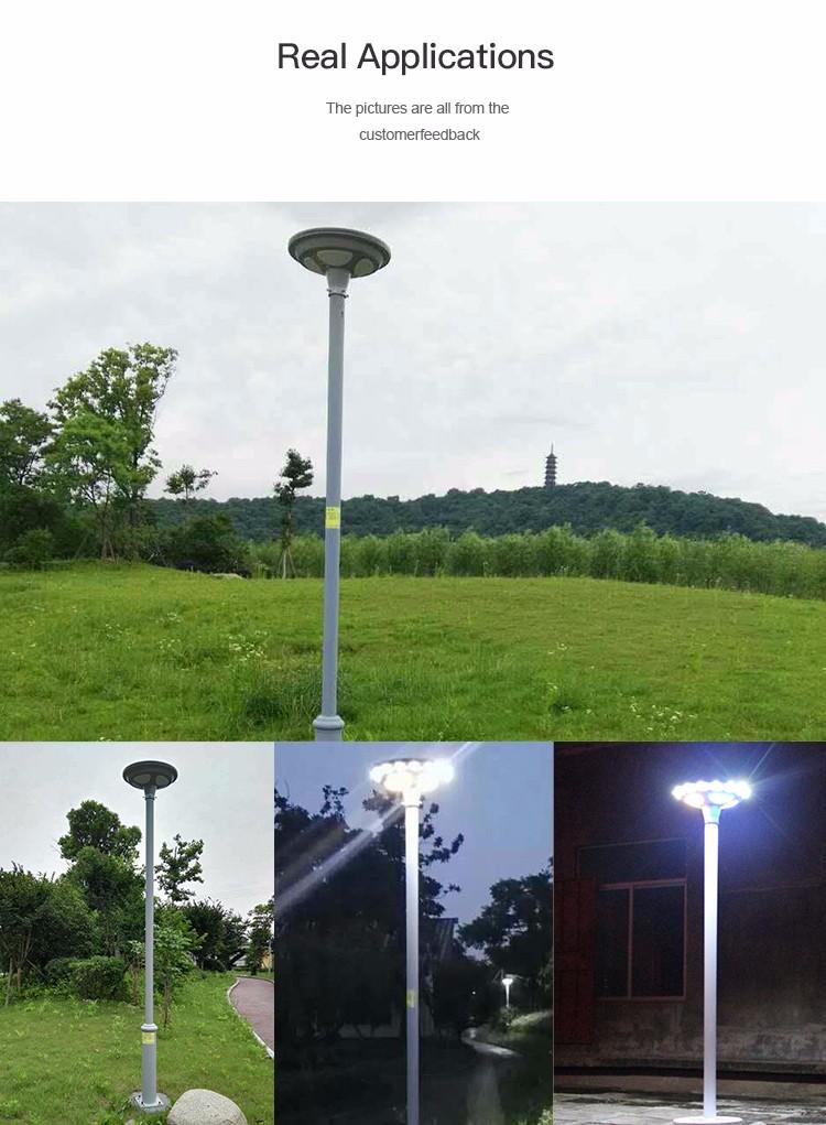 SOLAR GARTEN LICHT Outdoor Lampe
