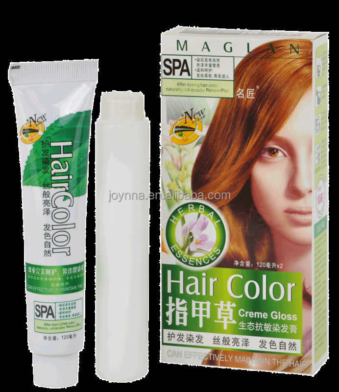 Easy Fast Best Home Hair Color Can 100 % Cover Gray Hair - Buy ...
