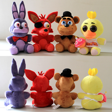 CE standard famous cartoon character Five Nights at Freddy Plush movie character soft toys