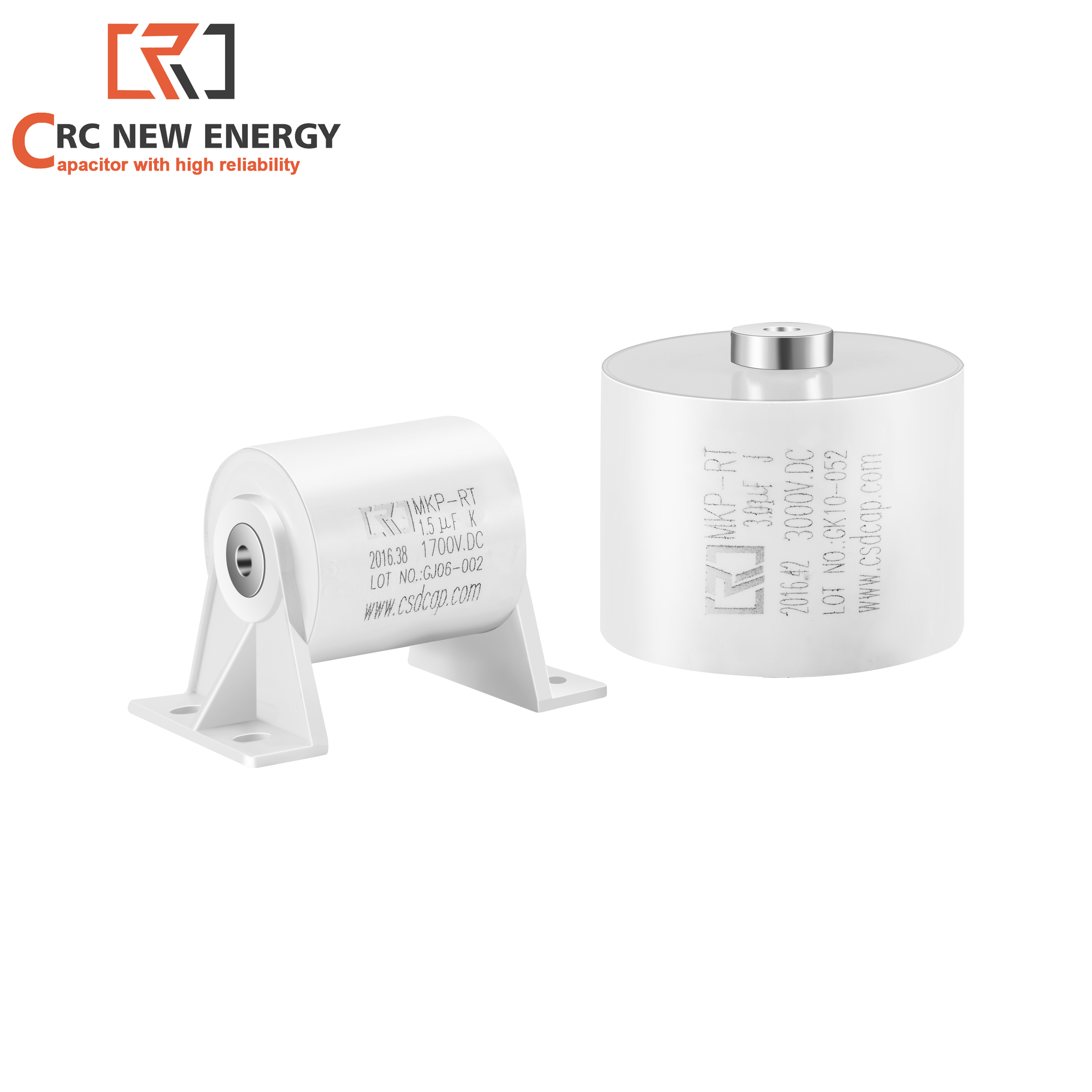 DC Link capacitor high frequency capacitors filtering  polypropylene film capacitor 350~1100vdc
