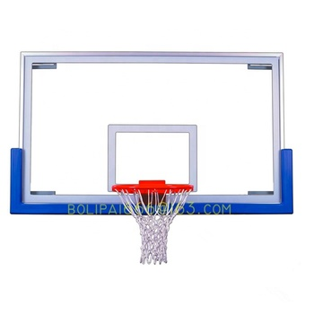 USA National Basketball Associate Competition Grade Basketball Backboard