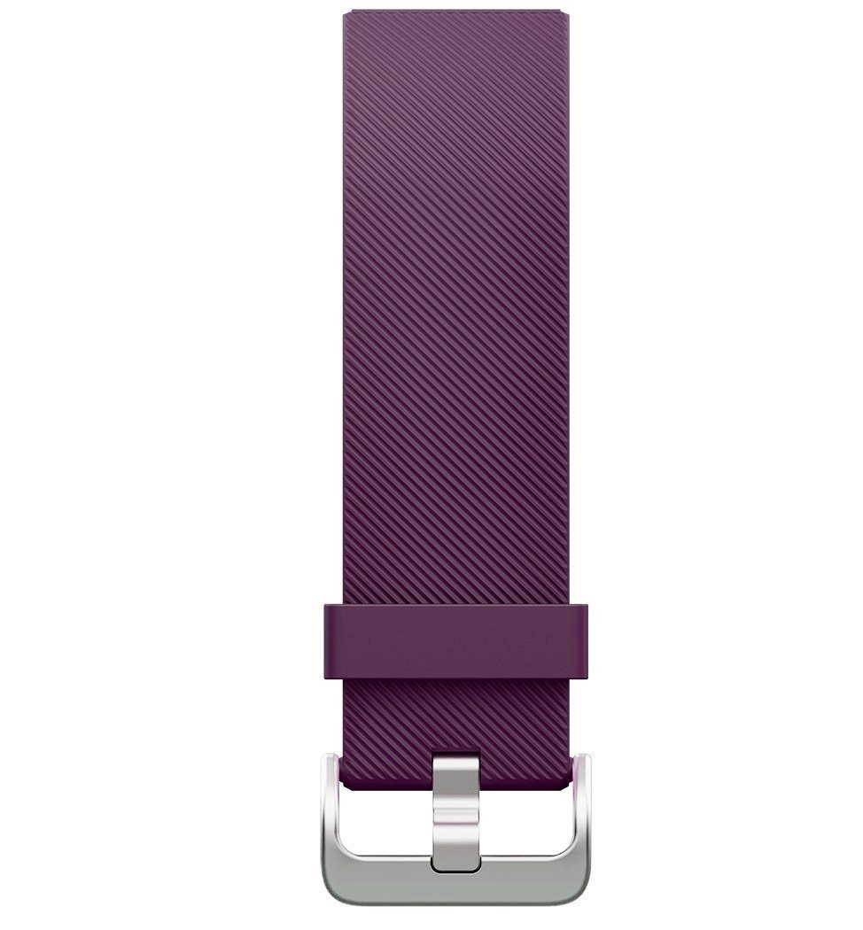 Awinner Accessories Band for Fitbit Blaze , Soft Silicone Replacement Sport Strap Band with Quick Release Pins for Fitbit Blaze Smart Fitness Watch (Plum)