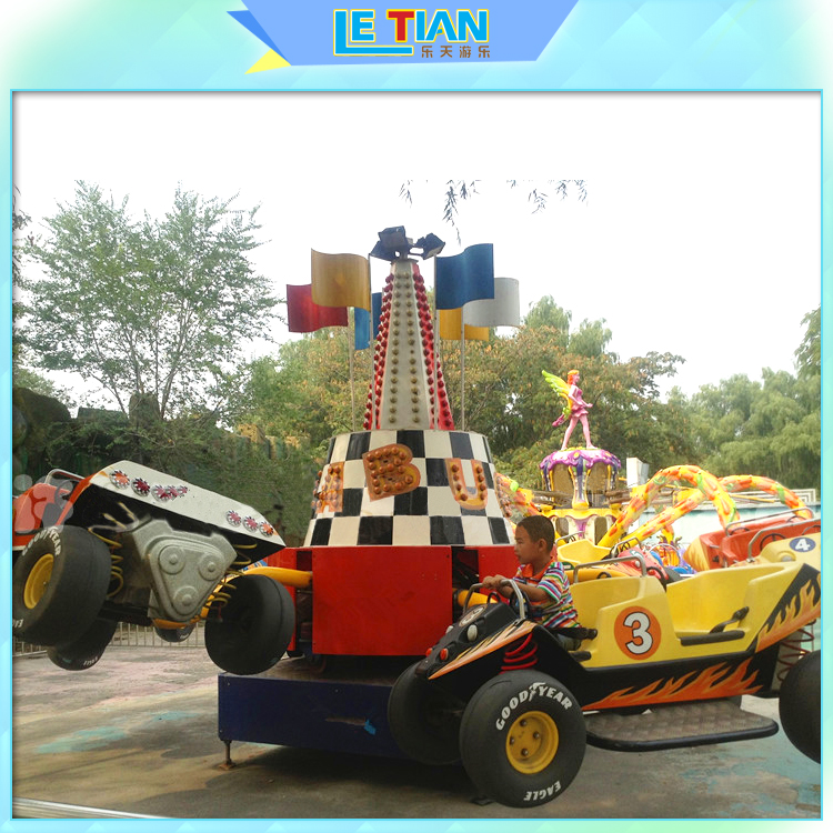 China 24 seats Amusement Park Used Rotating and lifting plane for sale
