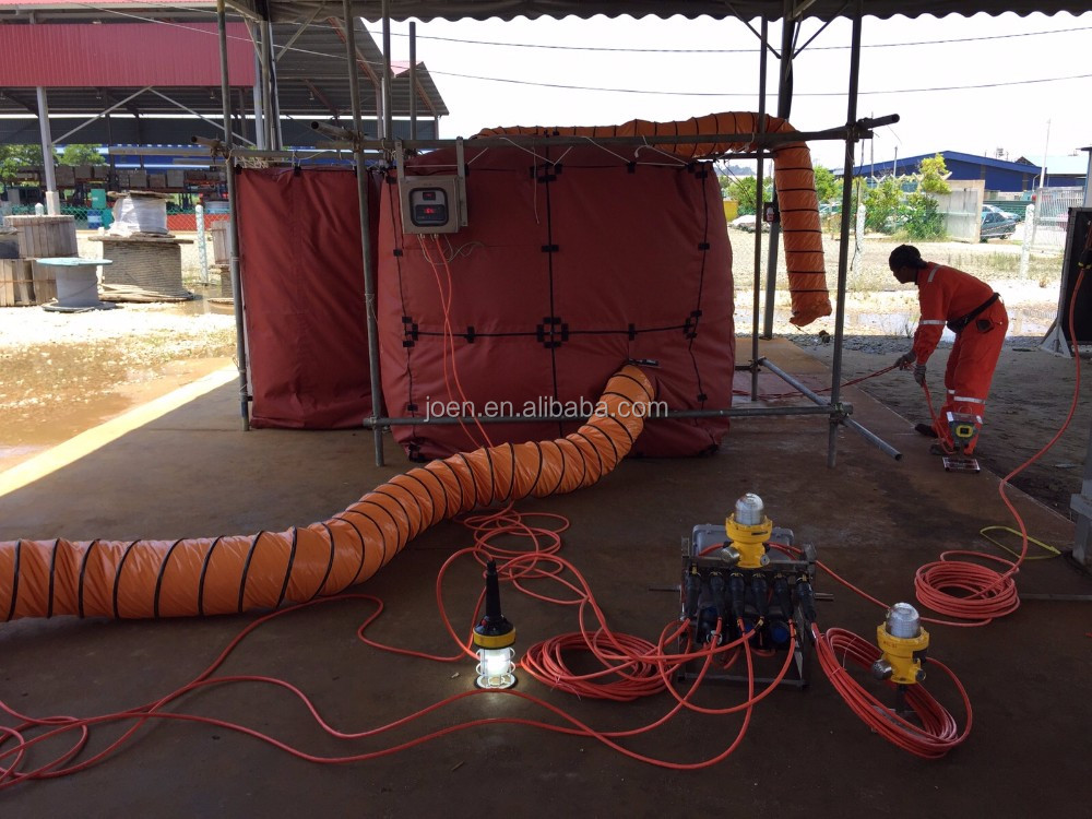 4m x 3mx 2m welding hotwork habitats