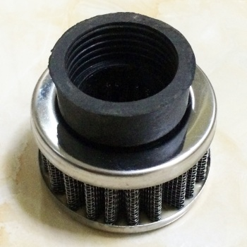 Wholesale Chinese Made 30mm Small cylindrical air filter