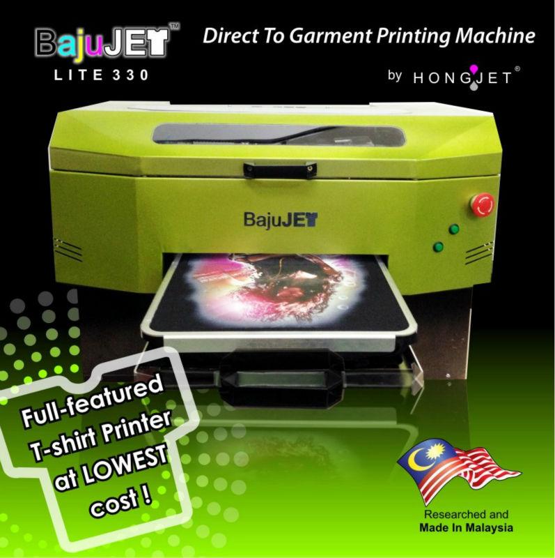 e68307e98 Bajujet - T-shirt Printer With White Ink - Buy Direct To Garment Printer ...