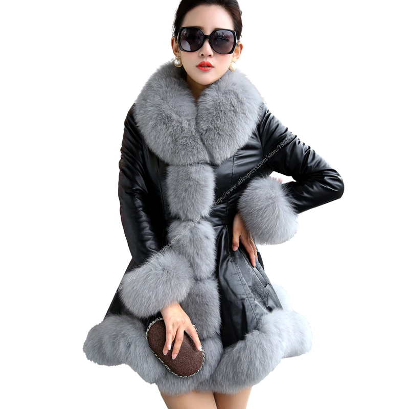 Fur coats for women for sale
