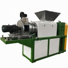 Strength PP PE Wet Film Dewater Drying Squeezing Machines with Pelletizing