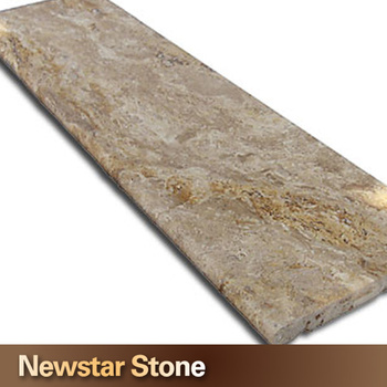Nice China High Quality Marble Travertine Stair Treads