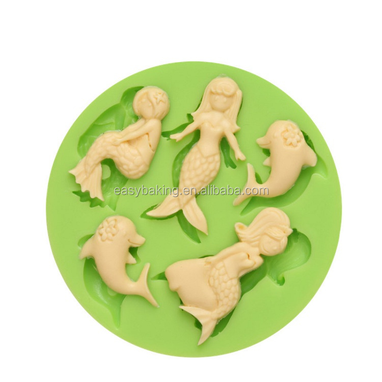 Mermaids   Silicone Molds .jpg