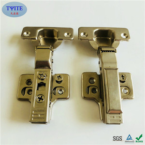 high quality steel nickel plated 35mm cup 3D adjust soft closing furniture cabinet hinge, hydraulic hinge