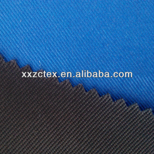 Flame resistant Modacrylic and cotton antistatic fabric