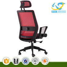Modern Office Multi Function Executive Office Chairs Mechanism Red Pink Office Chair