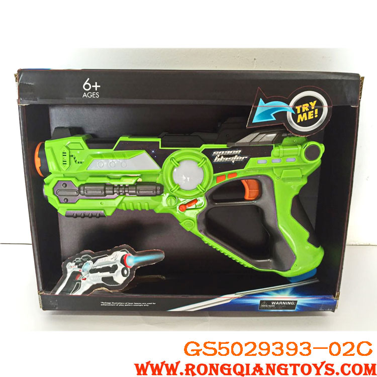 New laser light <strong>guns</strong> target shooting toys GS5029393-02C