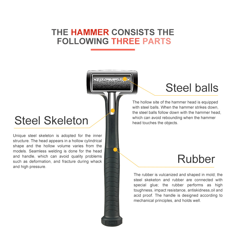Diy Materials Dead Blow Hammer For Fitting Laminate Wood By Precision Components Home Furniture Diy Ot Baieducotentin Fr Ergonomics handle can reduce the fatigue when long time using. ot baie du cotentin